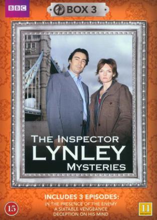 Inspector Lynley: Box 3 (Episodes 7-9) (2-disc) - DVD