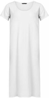 Edblad Klänning Basic, vit (Storlek: Small)