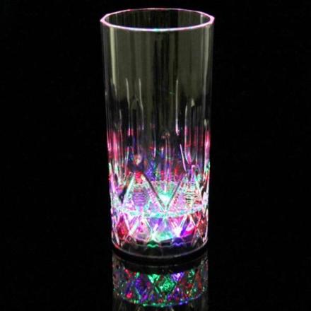Blinkende Partyglass