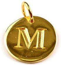 Beloved Letter Gold M, ONESIZE