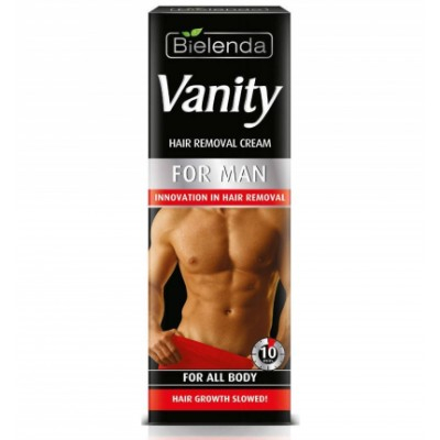 Bielenda Vanity Men Hair Removal Cream 100 ml