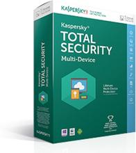 Kaspersky Total Security Multi-Device 2019 - 1 enhet