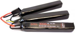 Batteri Li-Po 11.1V - 3000mAh - Cranestock