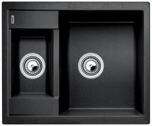 Blanco Metra 6 UX Kjøkkenvask 61,50x50 cm, Silgranit Antrasittgrå
