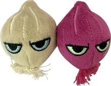 Kattleksak Grumpy Cat Grumpy Onion Balls, 2-pack