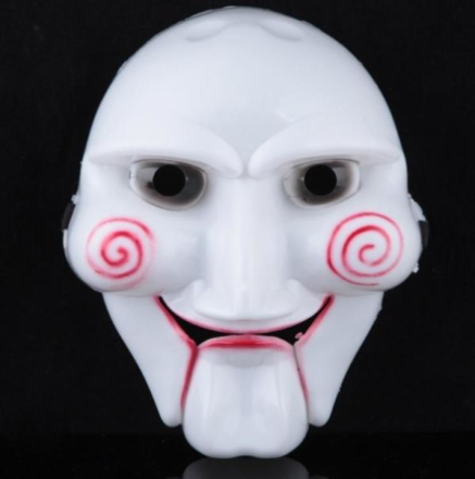 Saw Jigsaw maske