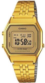 Casio LA680WEGA-9ER Gold - Casio