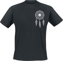 Bullet For My Valentine - Dreamcatcher -T-skjorte - svart