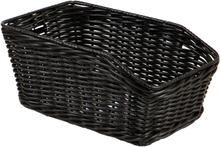 Unix Morino Fixed Installation Basket black 2020 Cykelkorgar för pakethållare