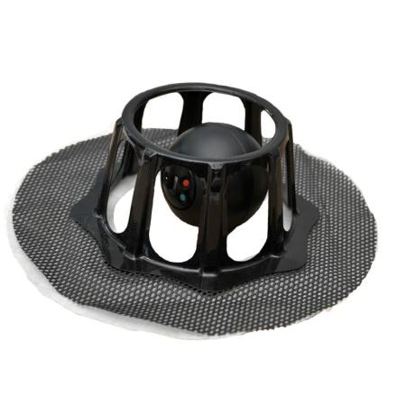 Robomop Robotmopp Softbase svart ROM002
