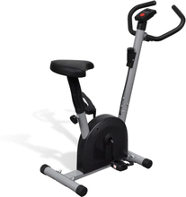 vidaXL Motionscykel med sadel