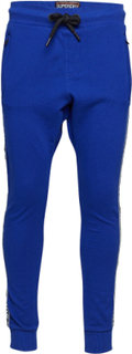 Superdry Stadium Jogger Trousers Sweatpants Blå SUPERDRY