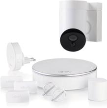 Somfy Home Alarm + Outdoor Camera vit