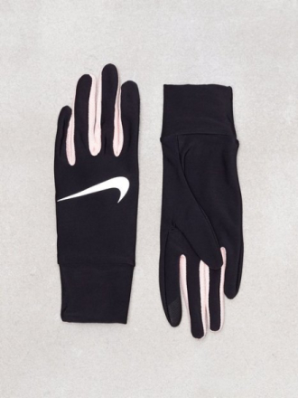 Nike Tech Run Gloves Rosa