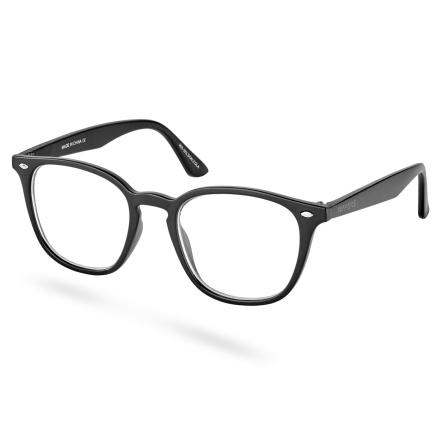 Wilson Retrosolbriller med Klart Glas