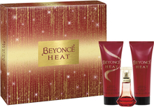 Kjøp Heat, EdP 30 ml, Shower Gel 75 ml, Body Lotion 75 ml Beyoncé Gift Set Dame Fri frakt