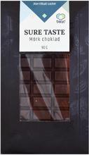 Mörk Choklad Utan Tillsatt Socker 90g - 50% rabatt