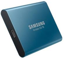 Samsung T5 Ekstern SSD-disk 250 GB