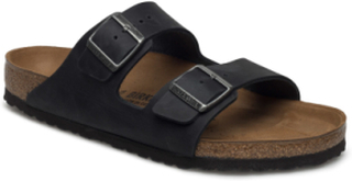Arizona Sandaler Sort Birkenstock