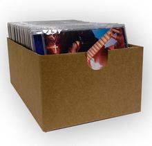 CD-låda för 24st jewel case CD