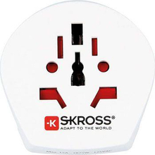 Skross Rese Adapter World-to-USA Jordad