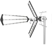 Nedis TV-antenn för utomhusbruk | max. förstärkning 14 dB | VHF: 170-230 MHz | UHF: 470-790 MHz