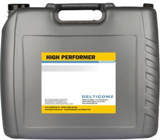 High Performer 0W-40 Motorenöl 20 Liter Kanister