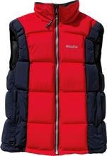 Flytplagg väst Surf & Turf Trend-Röd/Marinblå-50-60 kg