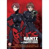 Gantz - hela serien på dvd