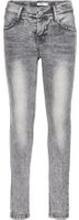 NAME IT - Skinny Fit-jeans Kvinna Grå