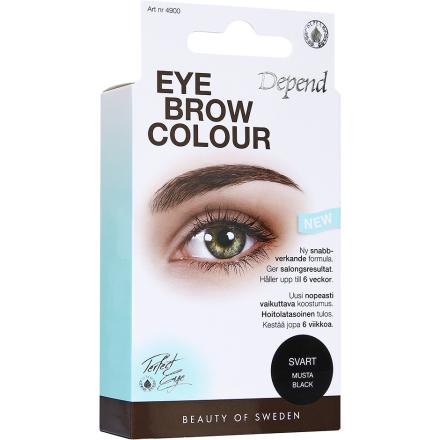 EyeBrow Colour Depend Kulmävärit & trimmerit