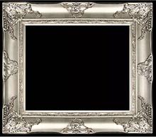 iEnjoy Träram i silver, innermått 50x60 cm