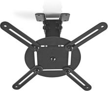 Projektor takfäste Fullständigt justerbar 10 kg Svart