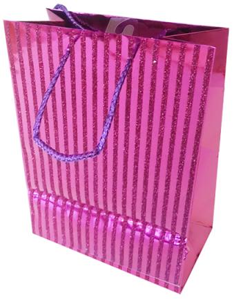 Glimmer Gavepose pink/lilla