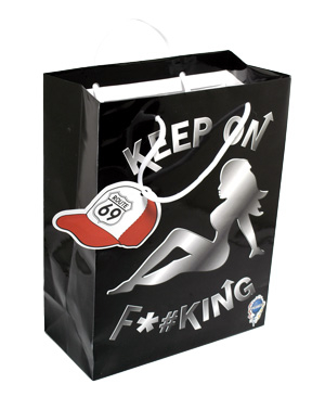Keep On F..... Gavepose