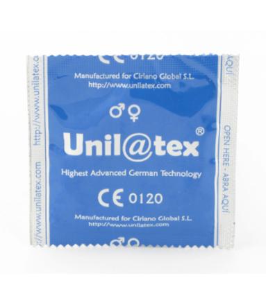 24 stk. Unilatex Plain kondomer