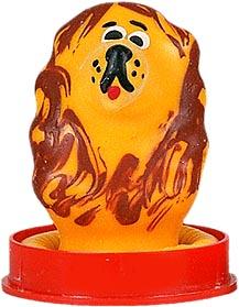 Løve - figur kondom