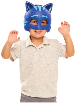 Pyjamasankarit Kolli -naamio lapselle