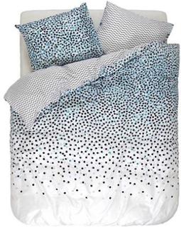 Esprit Sengesæt - 140x200 cm - Esprit Dila blue sengetøj