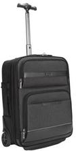 "Targus 12-15.6"""" CitySmart Compact Laptop Roller Black/Grey"