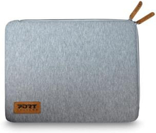 "PORT Designs 14-15.6"""" Torino Universal Laptop Sleeve Grey /140385"