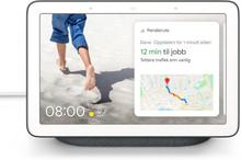 Google Nest Hub Smarte hjem-kontroller Grå