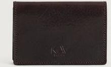 KAV Korthållare Falck Cardcase Brun