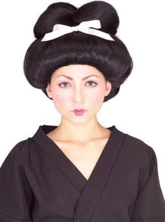 Rubies Adult - Geisha Wig (51156)
