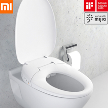 Original LY - ST1808 - 008B Smart Drying Comfortable Toilet Lid With LED Luminous Lighting From Xiaomi Youpin 1030W 220V