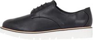 BIANCO Laced Up Shoes Kvinna Svart
