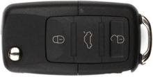 1Set Car Key Shell Amazing Stash Car Key Fob Secret Compartment Box Safe Concert Rave Tool (Key NOT included)