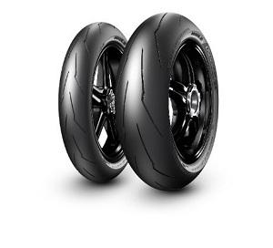 Pirelli Diablo Supercorsa SP V3 ( 200/60 ZR17 TL (80W) tylne koło, M/C )
