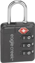 Eagle Creek Ultralight TSA Lock graphite 2020 Reselås