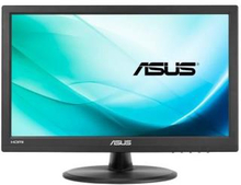 "LCD ASUS 15.6"""" VT168H Monitor with Touch 1366x768p TN 60Hz HDMI D-Sub"